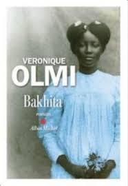 Couverture du roman Bakhita de Véronique Olmi