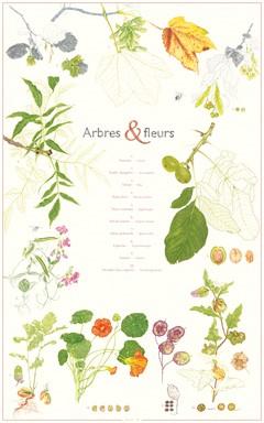 Les Fleurs & Arbres