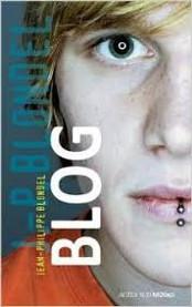couverture du roman blog