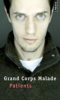 couverture du livre Patient de Grand Corps Malade